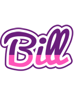 Bill cheerful logo