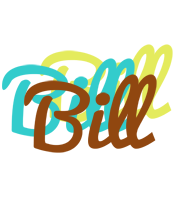 Bill cupcake logo