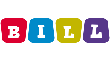 Bill daycare logo