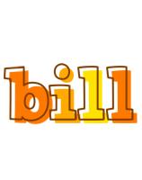 Bill desert logo