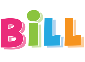 Bill friday logo