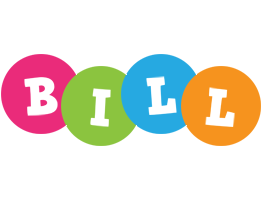 Bill friends logo