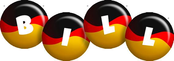 Bill german logo