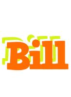 Bill healthy logo