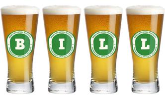 Bill lager logo