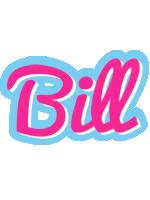 Bill popstar logo