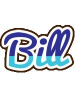 Bill raining logo
