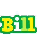 Bill soccer logo