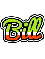 Bill superfun logo