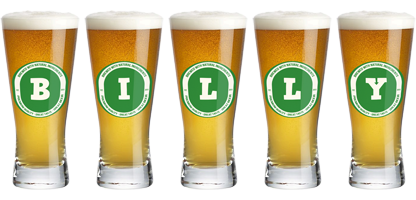 Billy lager logo