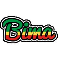Bima african logo