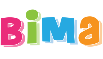 Bima friday logo