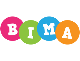 Bima friends logo