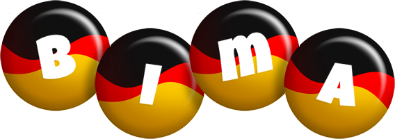 Bima german logo