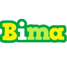 Bima soccer logo