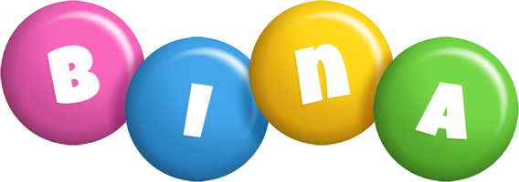 Bina candy logo