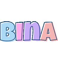 Bina pastel logo