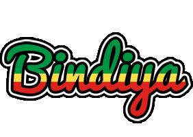 Bindiya african logo