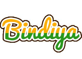Bindiya banana logo