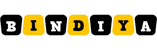 Bindiya boots logo
