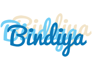 Bindiya breeze logo