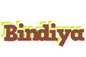 Bindiya caffeebar logo
