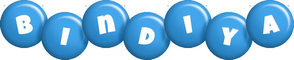 Bindiya candy-blue logo