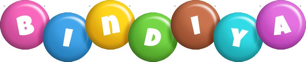Bindiya candy logo