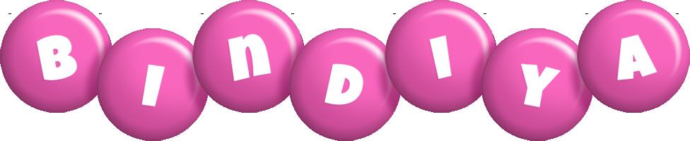 Bindiya candy-pink logo