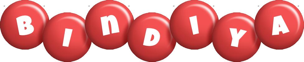 Bindiya candy-red logo