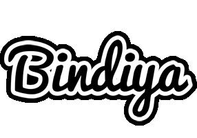 Bindiya chess logo