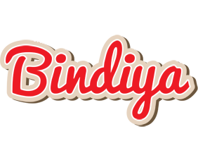 Bindiya chocolate logo