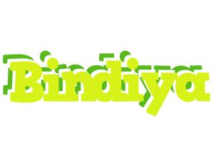 Bindiya citrus logo