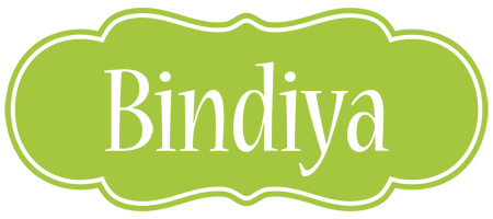 Bindiya family logo