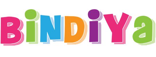 Bindiya friday logo
