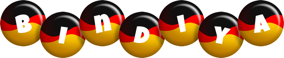 Bindiya german logo