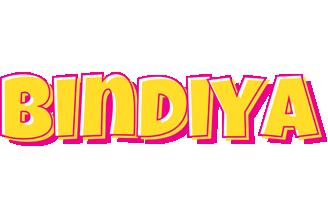 Bindiya kaboom logo