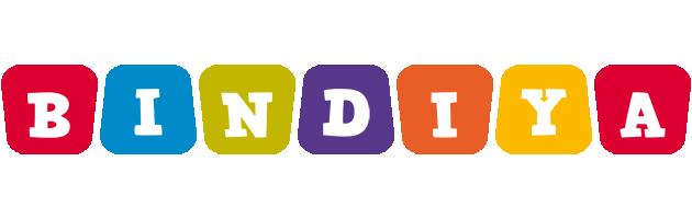 Bindiya kiddo logo