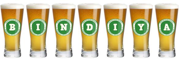 Bindiya lager logo