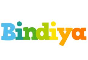 Bindiya rainbows logo