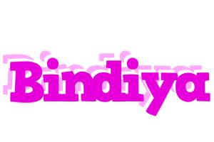 Bindiya rumba logo
