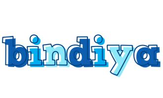 Bindiya sailor logo