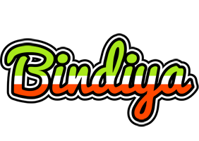 Bindiya superfun logo