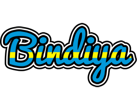 Bindiya sweden logo