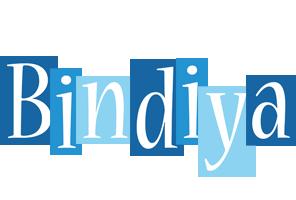 Bindiya winter logo