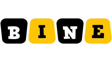 Bine boots logo