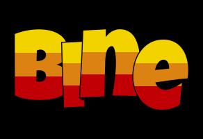 Bine jungle logo