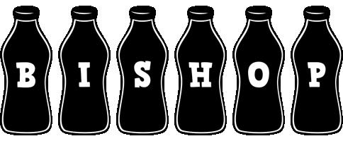 Bishop bottle logo