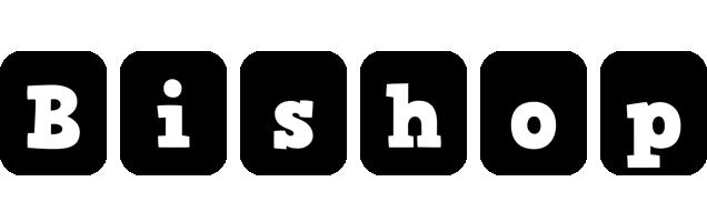 Bishop box logo