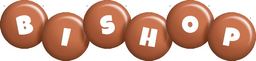 Bishop candy-brown logo